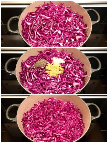 Red Cabbage_adding spices